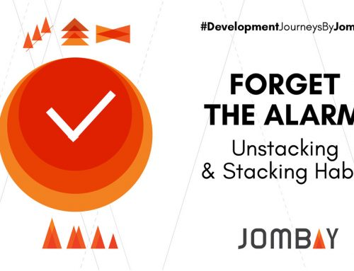 Forget the alarm – Unstacking & Stacking Habits