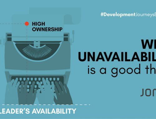 When unavailability is a good thing!