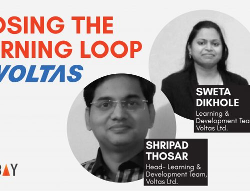 Success Story: Closing the Learning Loop at Voltas Ltd