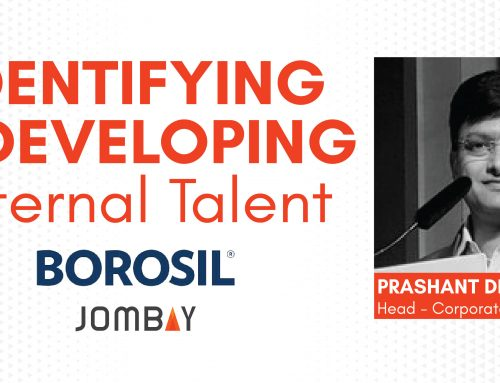 Success Story: Identifying and developing internal talent at Borosil