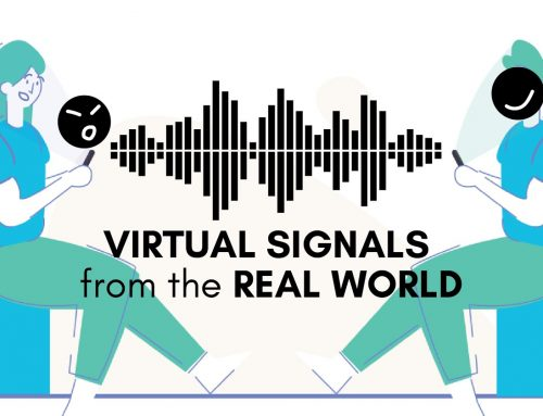 Virtual Signals from the Real World