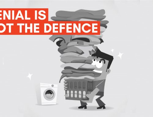 Denial is not the Defence