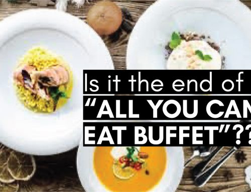 Is it the end of the All You Can Eat Buffet