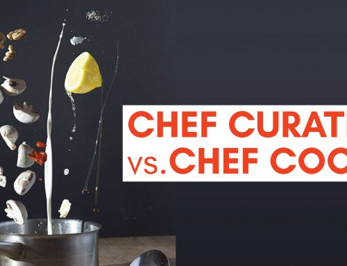 Chef curated vs. Chef cooked