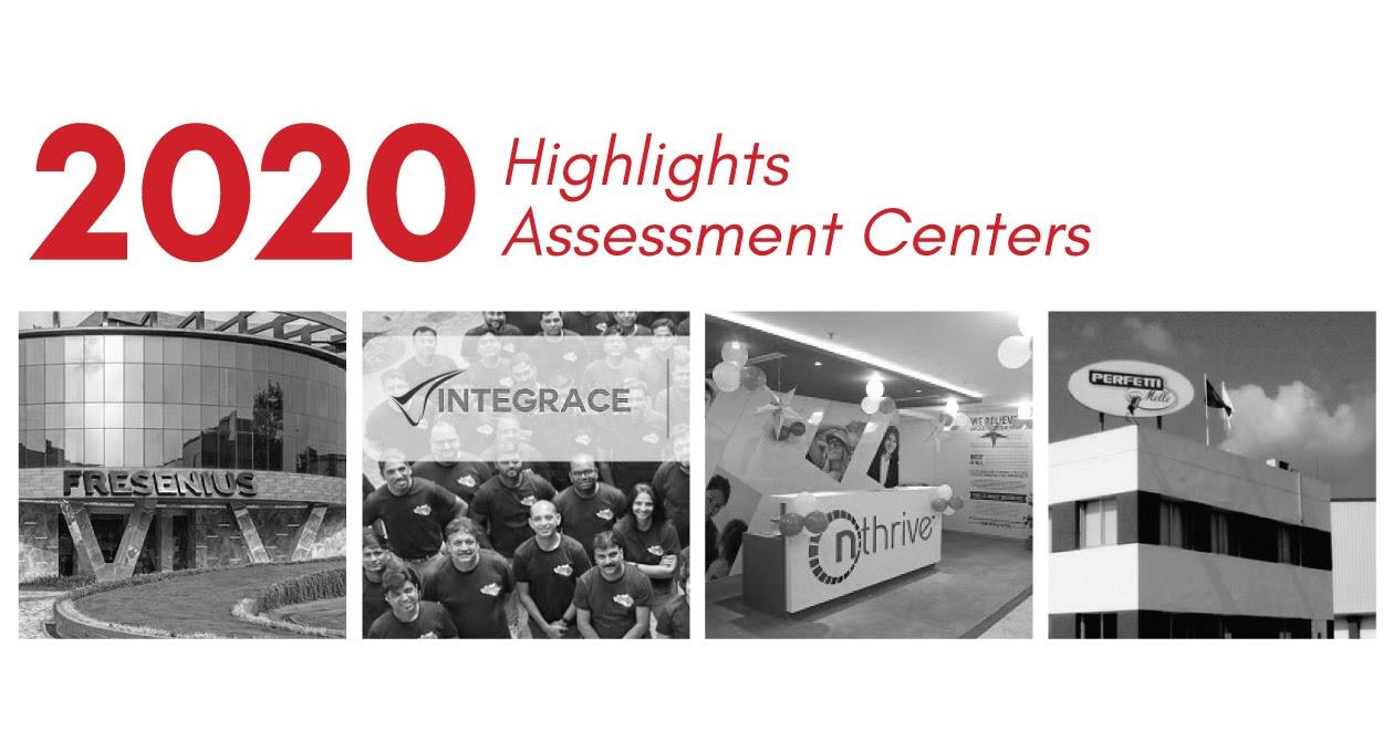 2020 Assessment Center Highlights (Part 1)