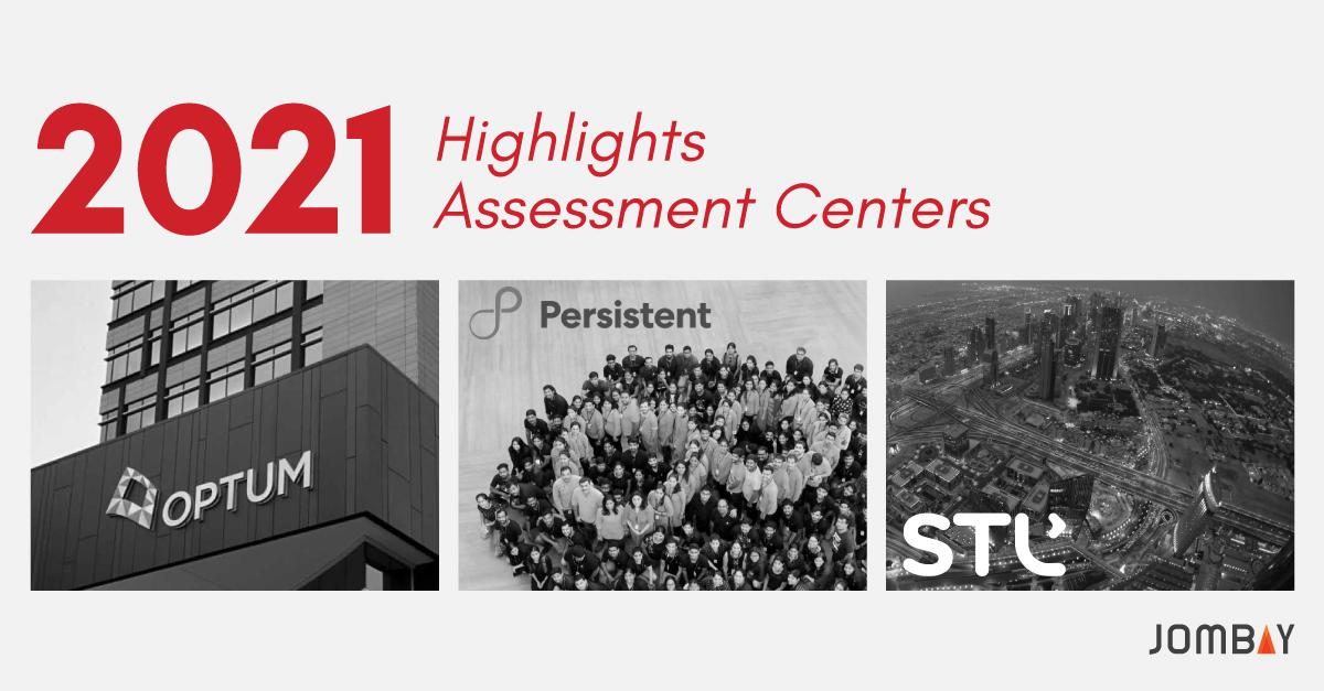 2020 Assessment Center Highlights (Part 2)