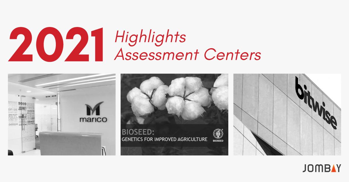 2020 Assessment Center Highlights (Part 3)